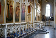Церковь Христа Спасителя (с. Красный Яр). Фото #11