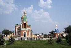 Церковь Христа Спасителя (с. Красный Яр). Фото #1