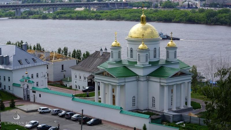 фото нижний новгород благовещенский монастырь