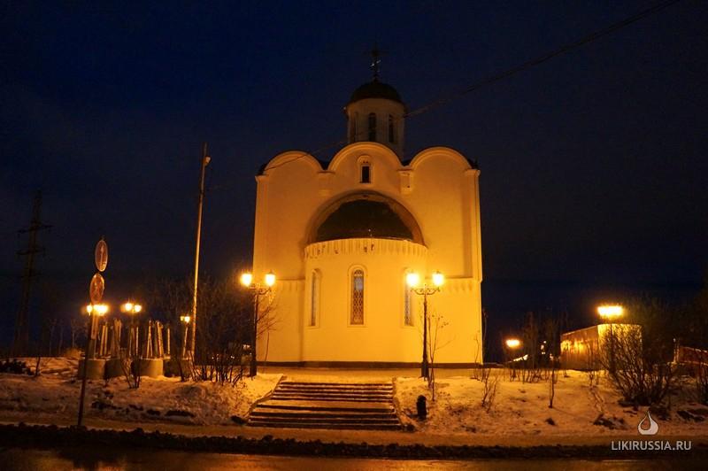 Биография иерея георгия настоятеля православной церкви в североморске