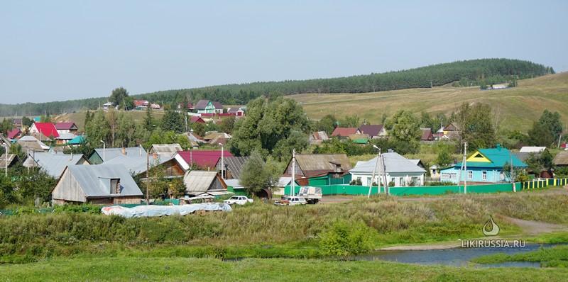 село Архангельское РБ