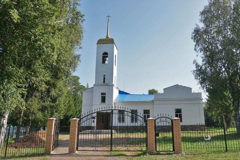 Михайло-Архангелський храм в с.Архангельское РБ