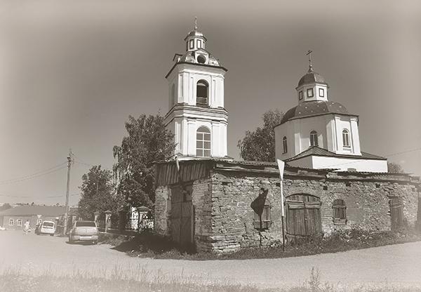 Никольский храм в Аскино