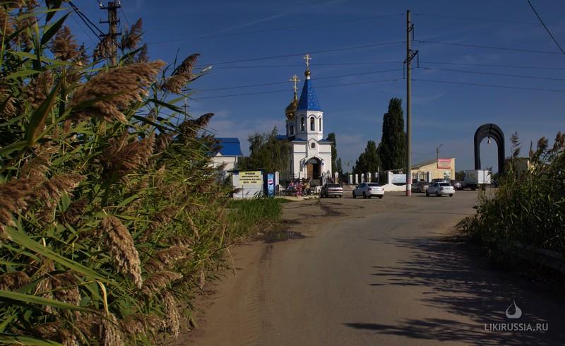 Храм во имя Святого Великого князя Александра Невского г. Энгельс