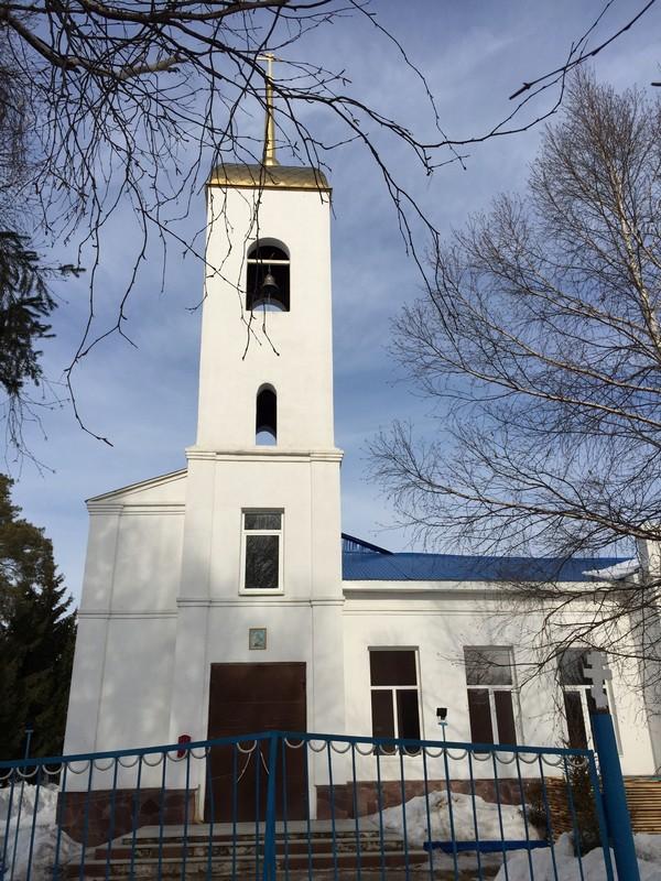 Михайло-Архангельский храм в с.Архангельское