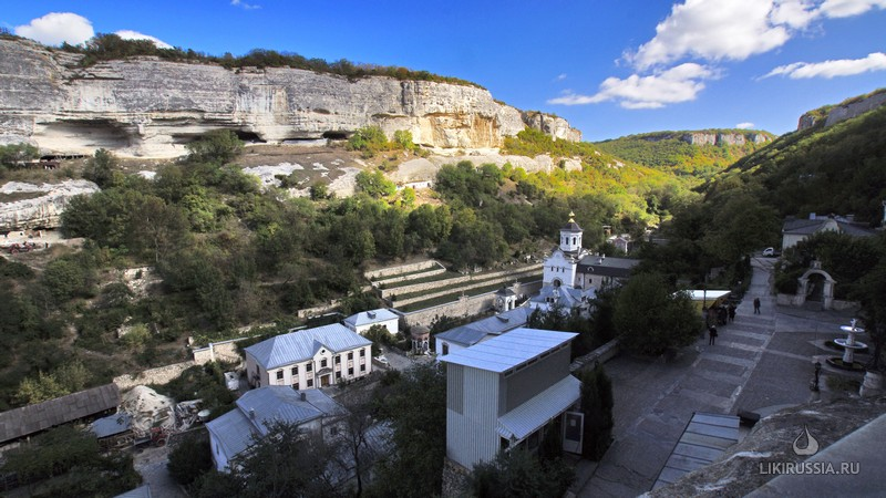 Бахчисарайский Успенский мужской монастырь