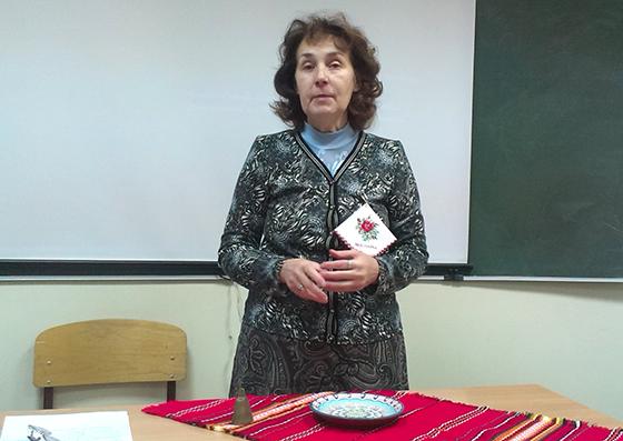 Бакке Ирина Ивановна