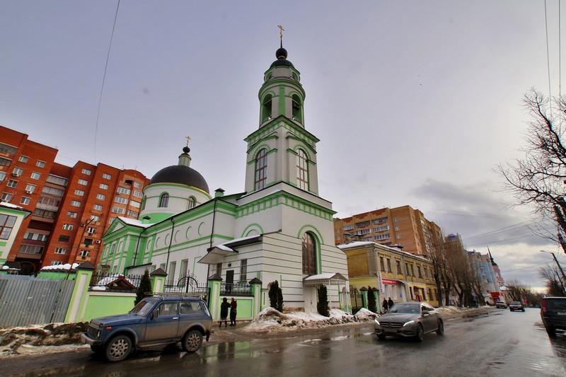 Храм в честь святого Василия Блаженного (г. Калуга)