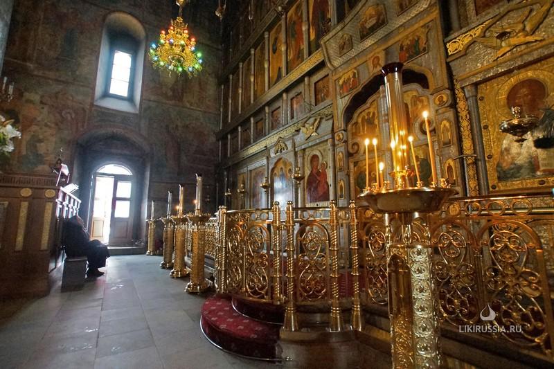 Рождества Пресвятой Богородицы Свято-Пафнутьев Боровский мужской монастырь