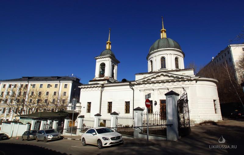 Храм святителя Николая  в Котельниках (г. Москва)