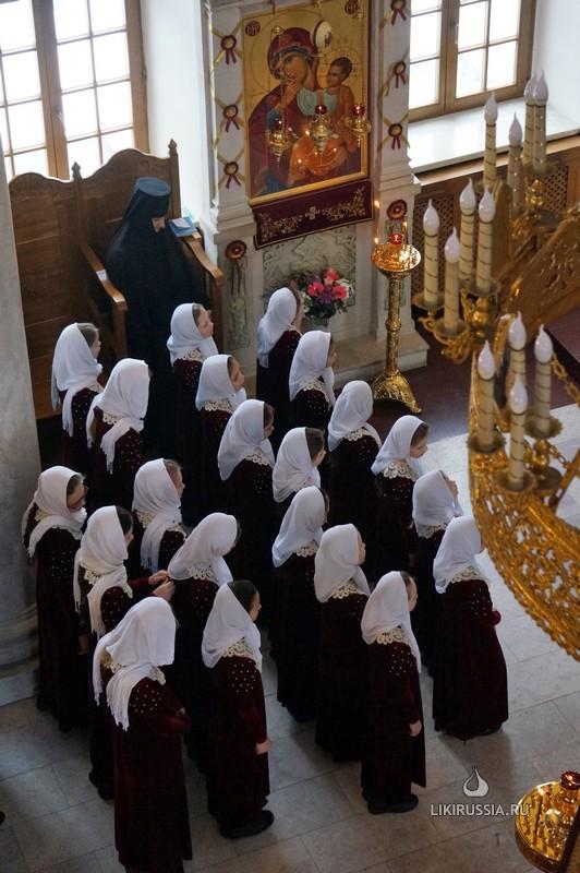 Приют Черноостровского монастыря