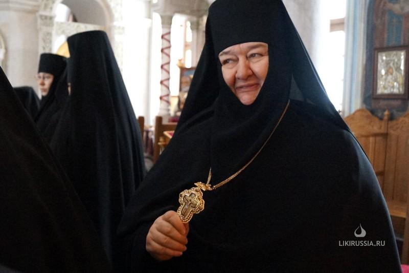 Игумения Черноостровского монастыря, матушка Николая