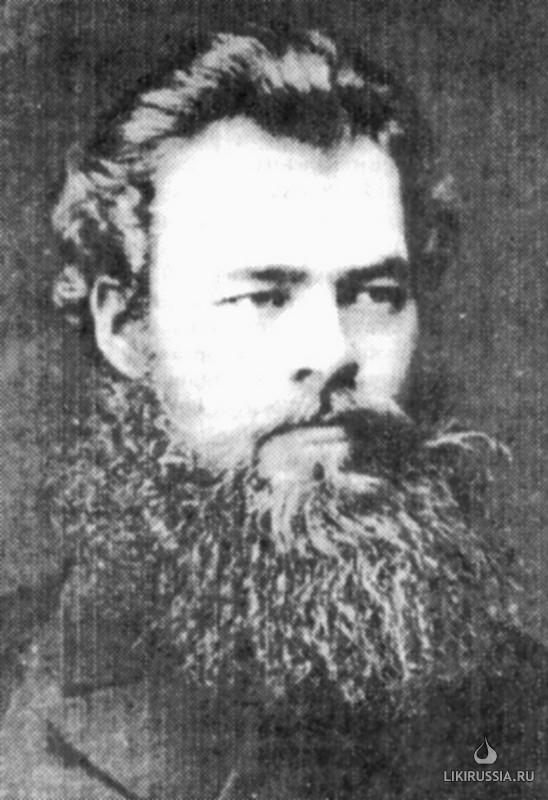священномученик протоиерей Евграф Еварестов