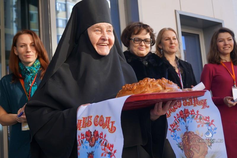 Матушка София. Президент кинофестиваля
