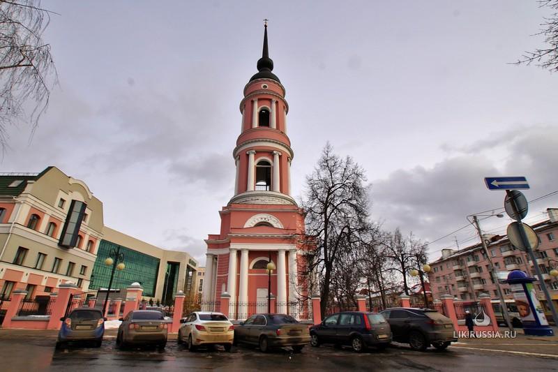 Храм в честь святых Жен-Мироносиц в городе Калуга