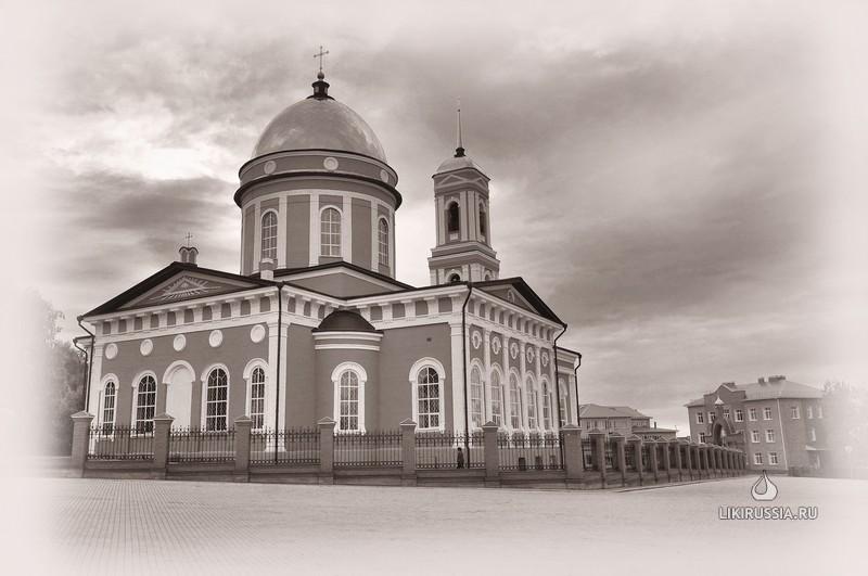 Троицкий храм. Бирск