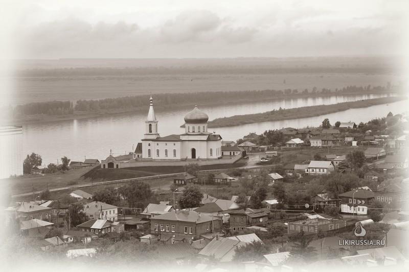 Троицкая обитель. Бирск