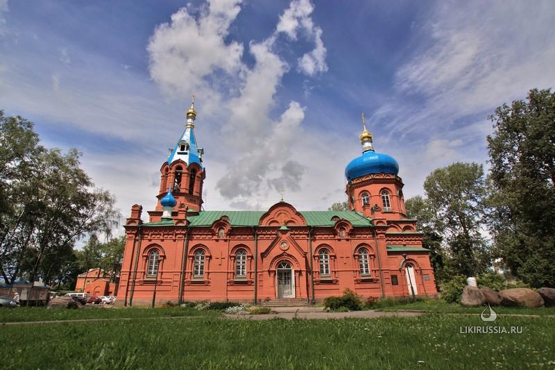 Храм Святого Александра Невского (г. Псков)
