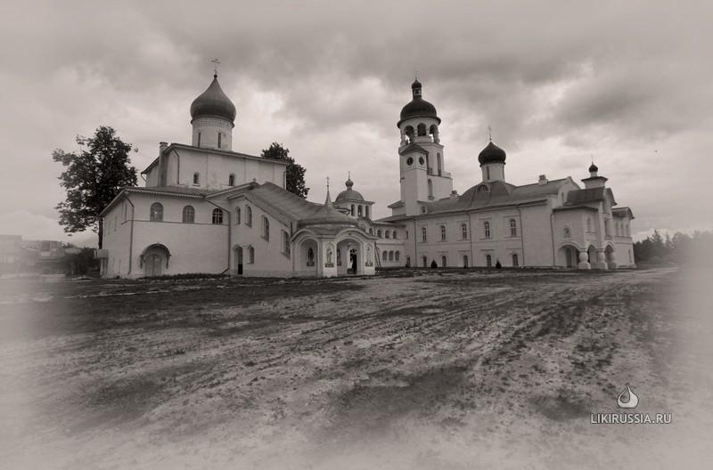 Крыпетской монастырь (Псков)