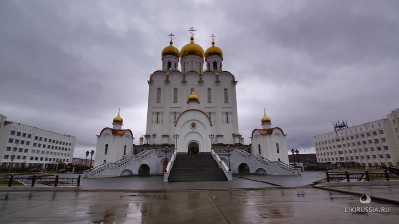 Свято-Троицкий собор (г. Магадан)