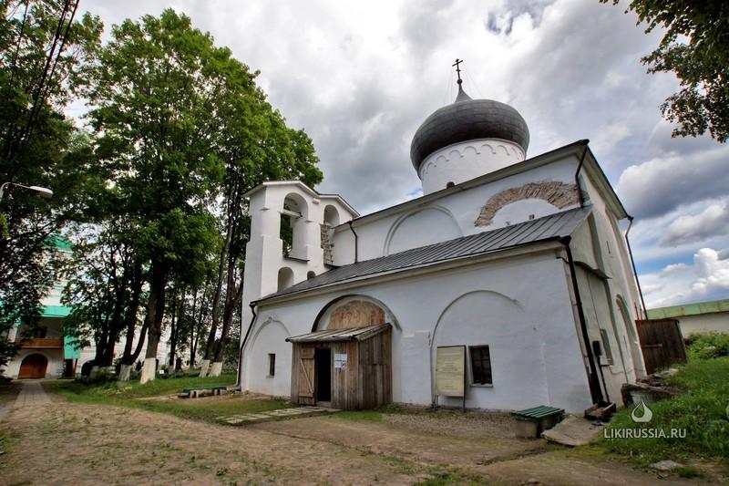 Собор Спаса Преображения (Мирожского монастыря)