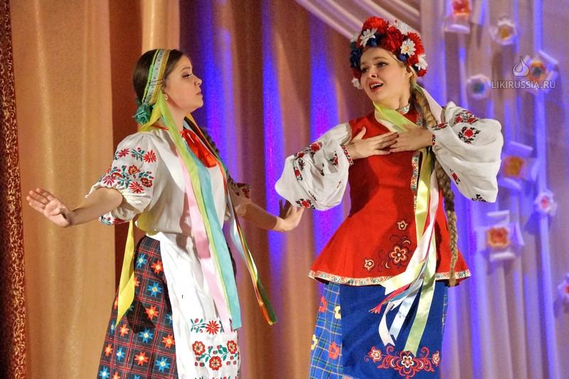 русские и украинцы