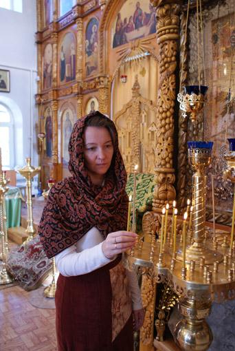 нужно ли православной женщине носить платок заядлый охотник