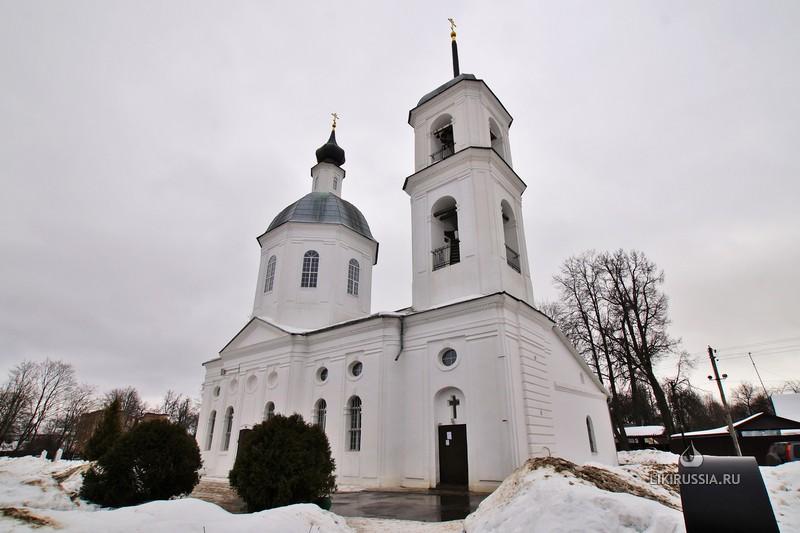 Храм Юорисоглебский г.Обнинск