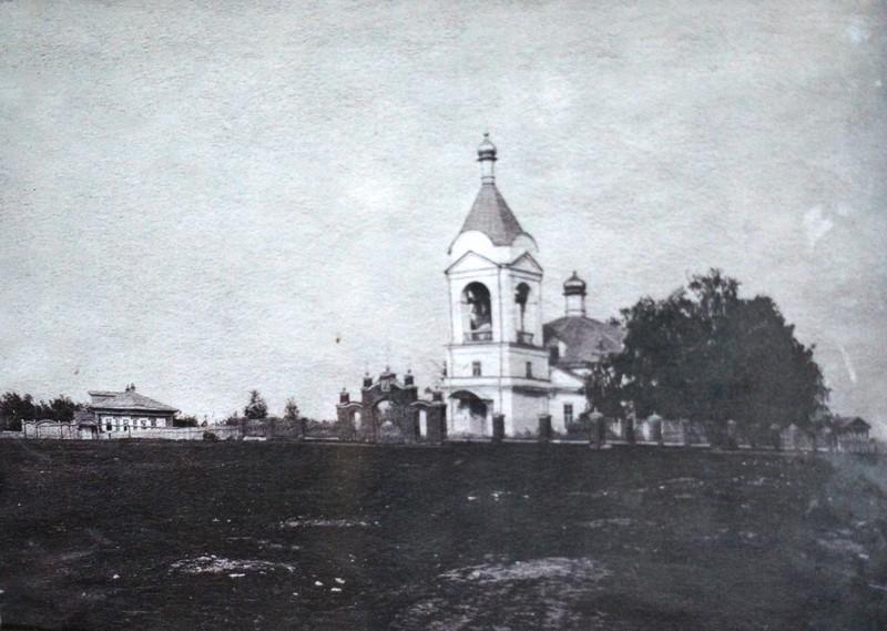 Свято-Троицкий храм (с. Охлебинино, Иглинский р-н РБ)