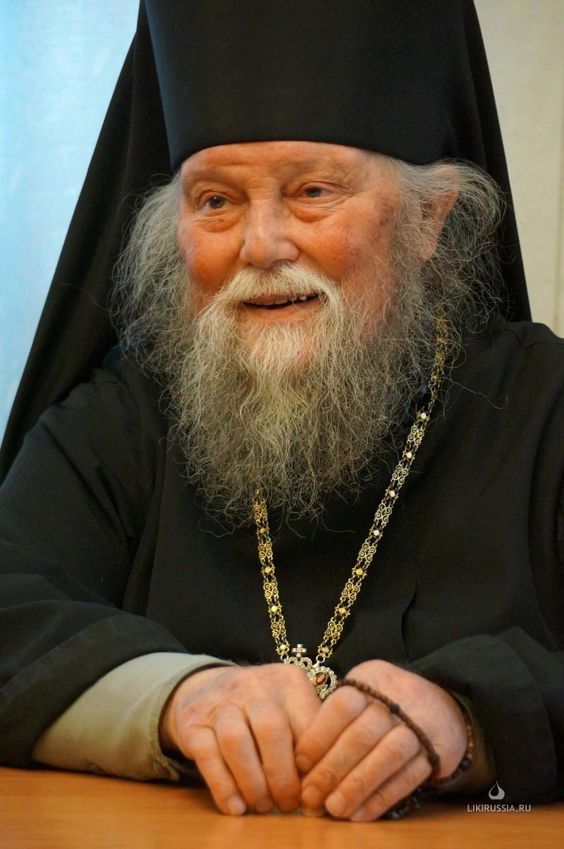 Наместник монастыря архимандрит Венедикт