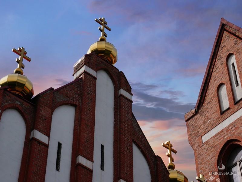 Церковь Покрова Пресвятой Богородицы (г. Калининград)