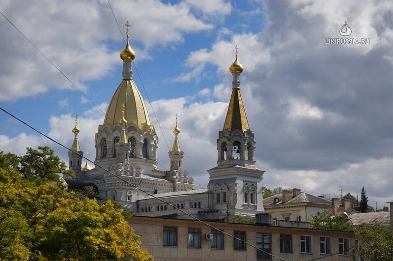 Севастополь. Собор Покрова Пресвятой Богородицы