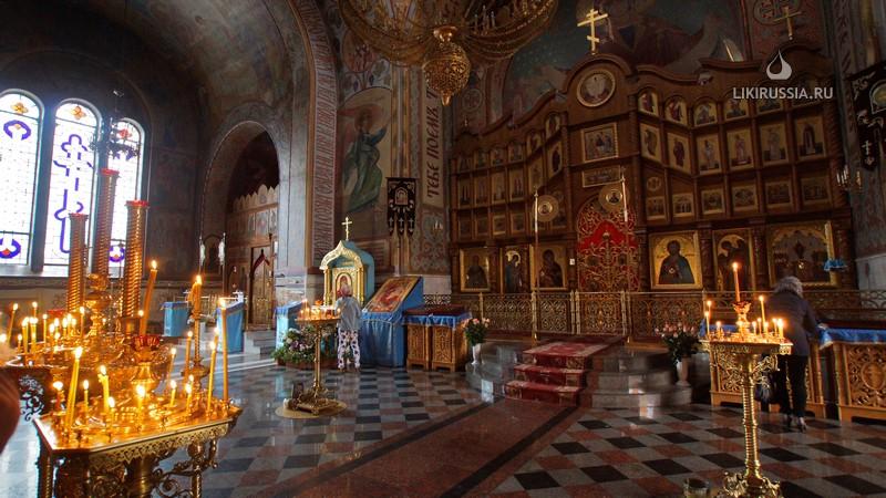 г. Севастополь. Собор Покрова Пресвятой Богородицы