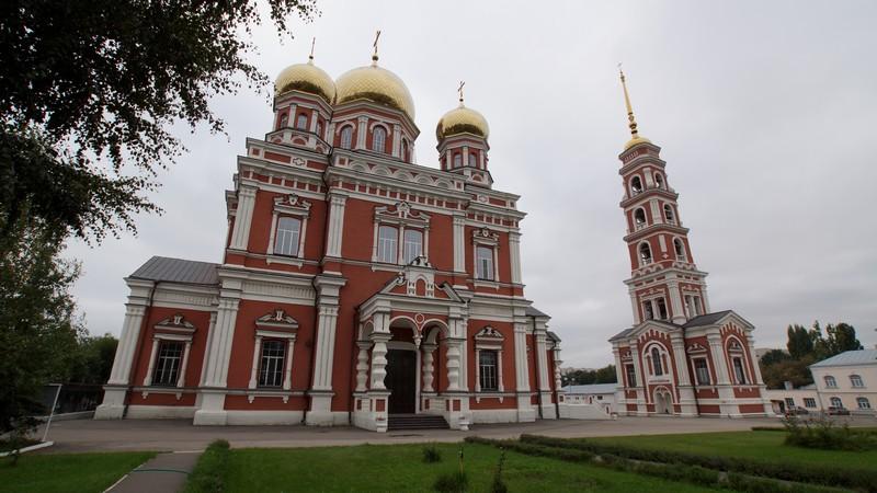 Картинки по запросу покровский храм саратов