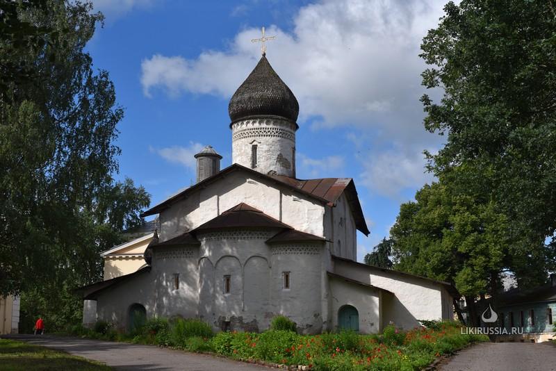 Церковь Вознесения (г.Псков)