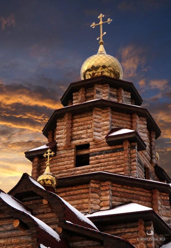 Храм Андрея Первозванного (Североморск)