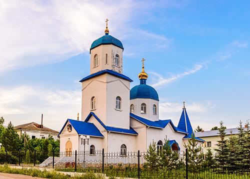 Христорождественский храм (с. Бедеева Поляна, Благовещенский р-н РБ)