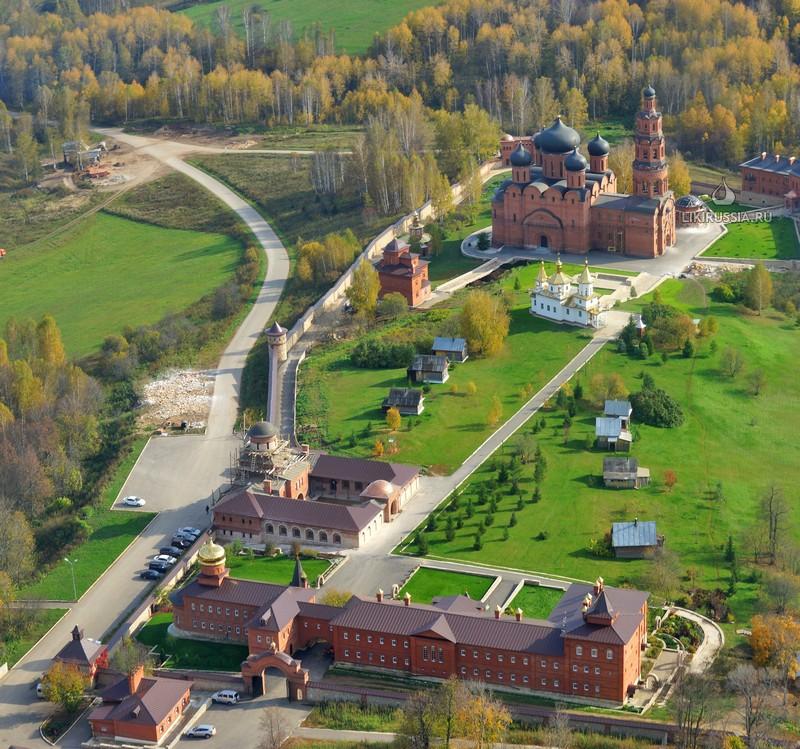 Успенский Свято-Георгиевский мужской монастырь.