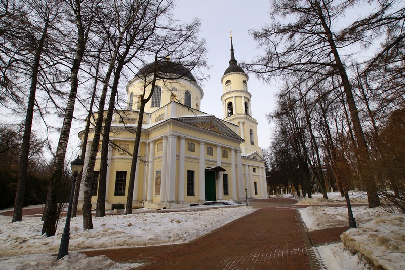 Свято-Троицкий кафедральный собор (г. Калуга)