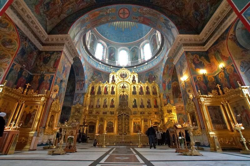 Свято-Троицкий кафедральный собор г. Калуга