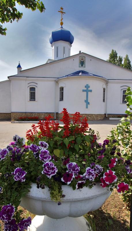 Покровский храм г. Энгельс